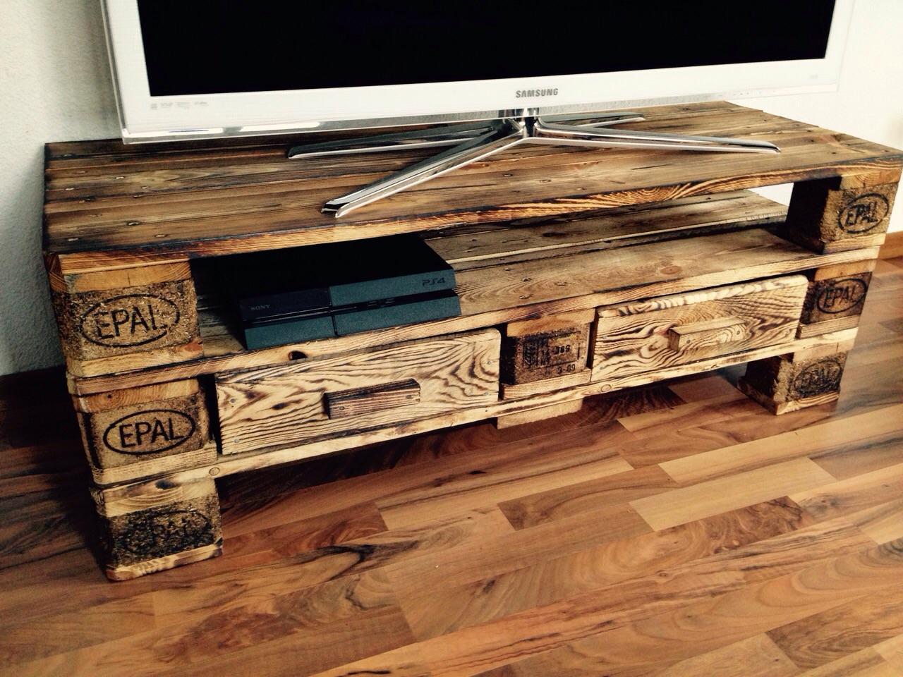 Tv Möbel malecon – ZuBring Palettenmöbel