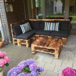 Lounge Bill & Tisch