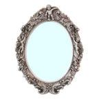 Spiegel Engel Silber